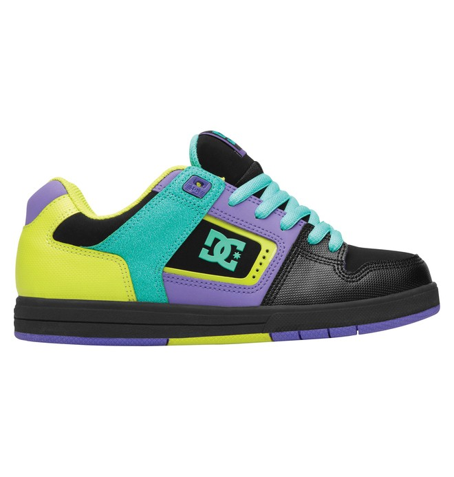 0 Women's Destroyer Shoes Black 320217 DC Shoes
