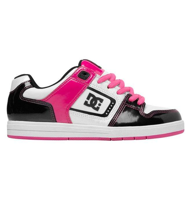 0 Women's Destroyer Shoes White 320217 DC Shoes