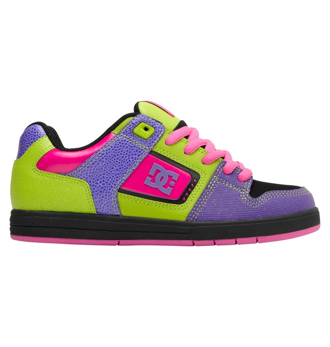 0 Women's Destroyer Shoes Green 320217 DC Shoes