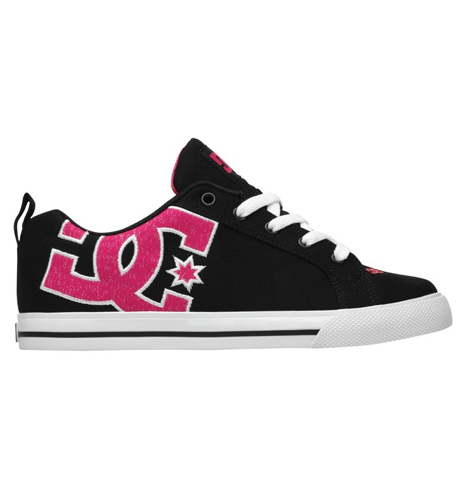 0 Women's Court Graffik Vulc TX Shoes  320218 DC Shoes