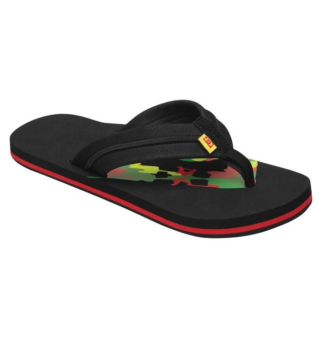 0 Central Graffik Sandals  320230 DC Shoes