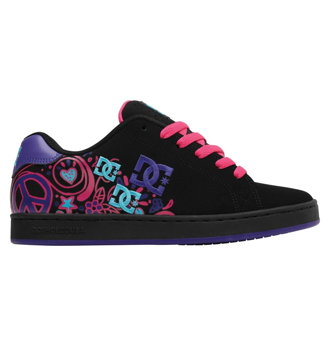 0 Women's Pixie Doodle Shoes  320254 DC Shoes