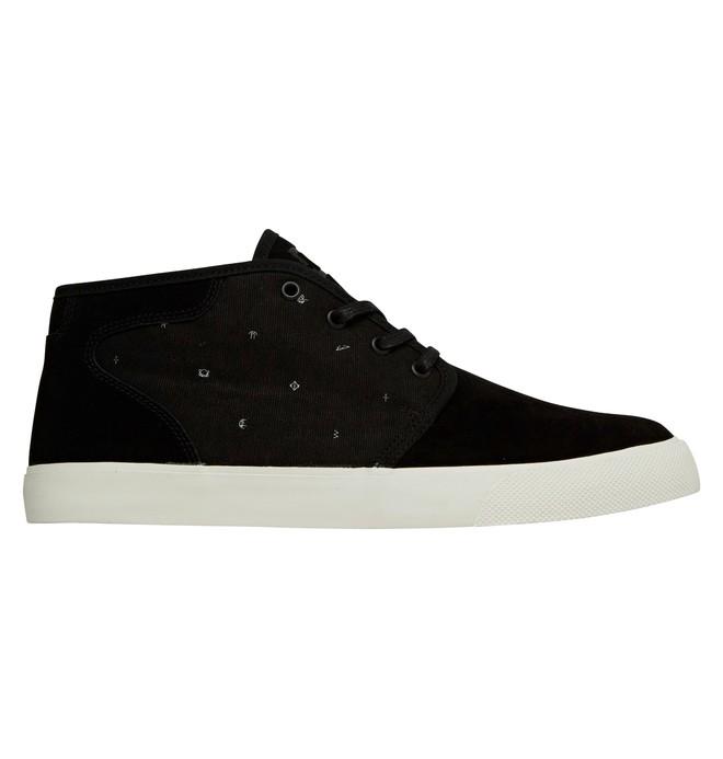 0 Studio Mid SE Shoes Black 320262 DC Shoes