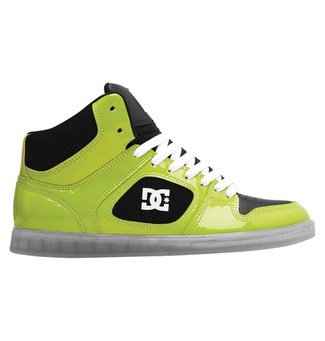0 Men's Union Hi SE Shoes  320263 DC Shoes