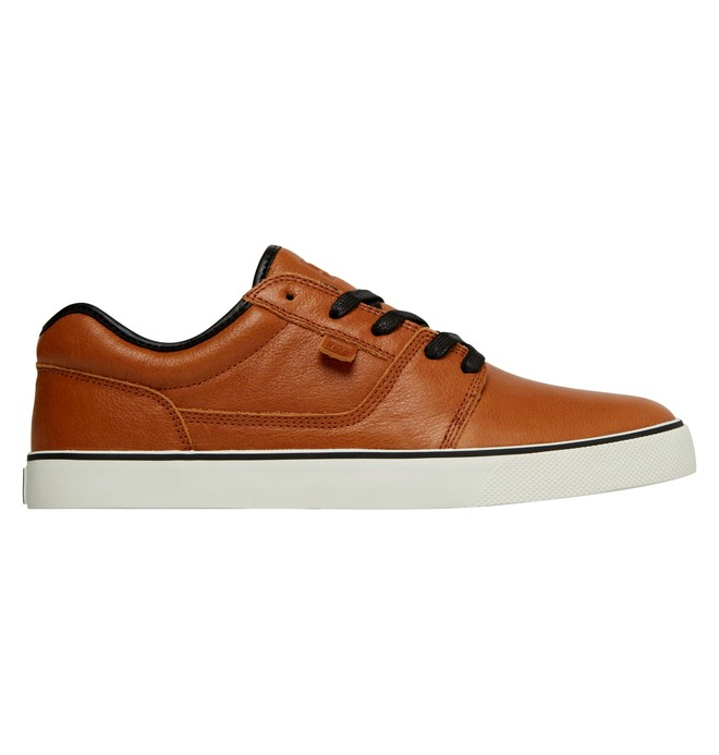 0 Men's Tonik LX Shoes Brown 320283 DC Shoes