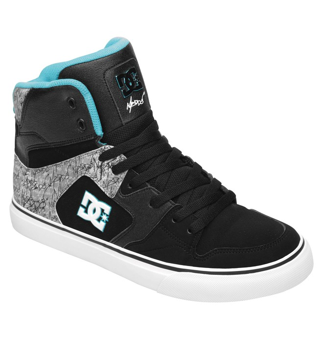 0 Men's Robbie Maddison Pro Spec 3.0 Vulc Shoes  320319 DC Shoes