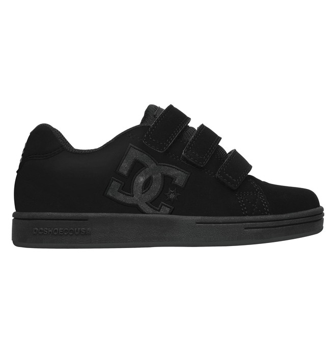 0 Boy's 8-16 Character V Shoes  320330B DC Shoes