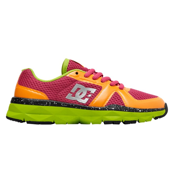 0 Boy's Unilite Trainer Shoes  320342B DC Shoes