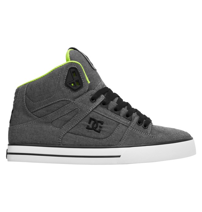 0 Men's Spartan Hi WC TX Shoes  320348 DC Shoes
