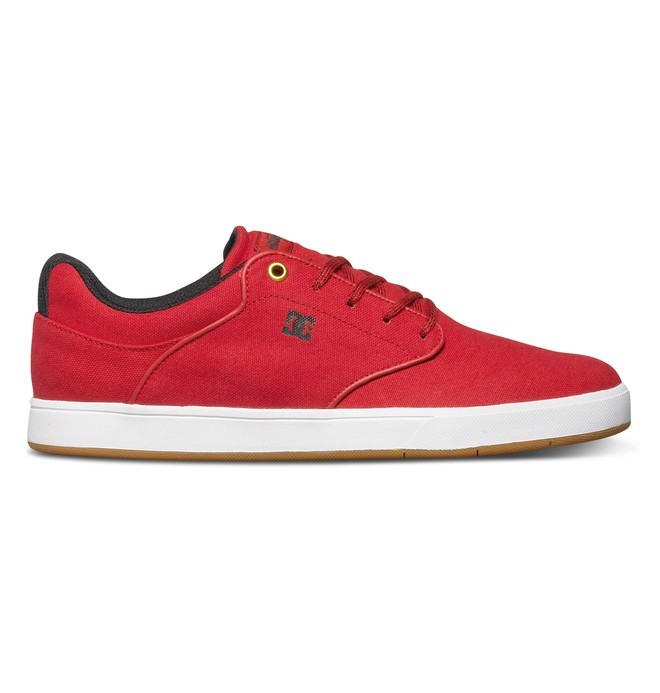0 Men's Mikey Taylor S TX Low Top Shoes Red 320350 DC Shoes