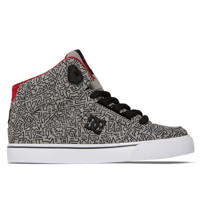 0 Kid's Spartan High SP Shoes  320357B DC Shoes
