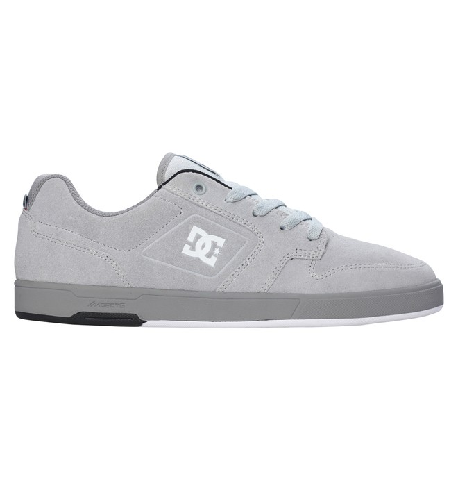 0 Men's Nyjah S Shoes Grey 320360 DC Shoes