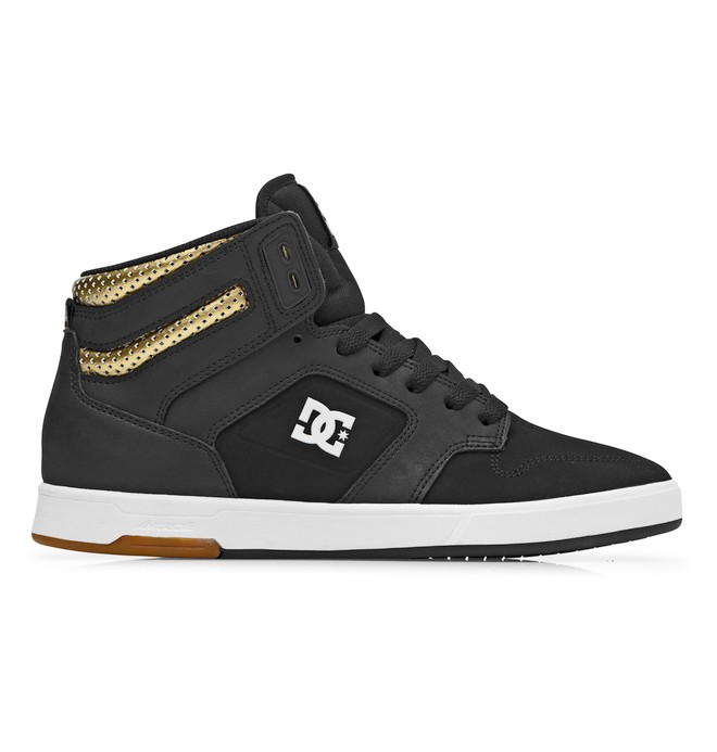 0 Men's Nyjah High Top Shoes  320361 DC Shoes