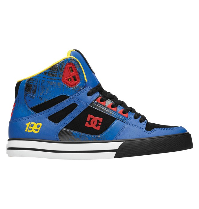 0 Men's Travis Pastrana Spartan Hi WC Shoes  320365 DC Shoes