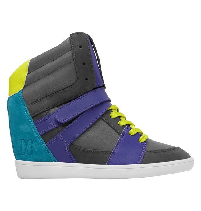 0 Mirage Mid Shoes Purple 320366 DC Shoes