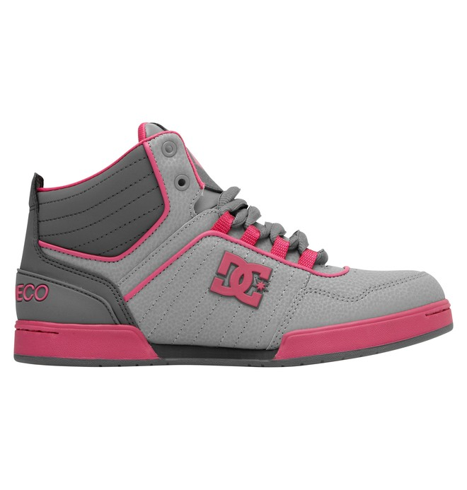 0 Women's Swisher MID Shoes  320373 DC Shoes