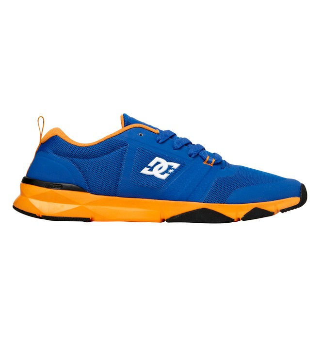 0 Men's Unilite Flex Trainer Shoes Blue 320392 DC Shoes
