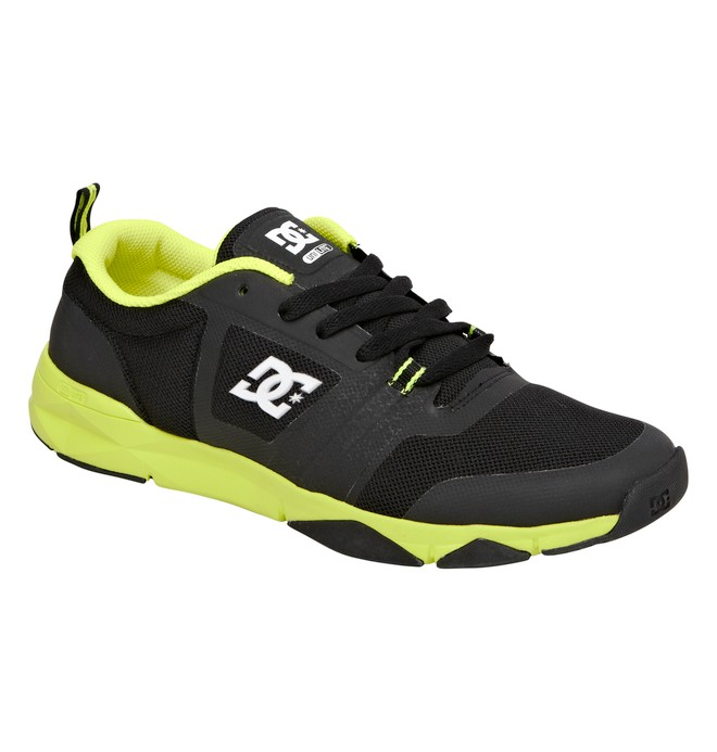0 Men's Unilite Flex Trainer Shoes Black 320392 DC Shoes