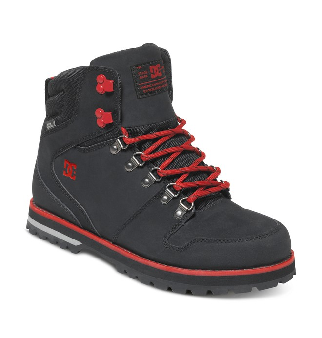 peary boots 320395 dc shoes. Black Bedroom Furniture Sets. Home Design Ideas
