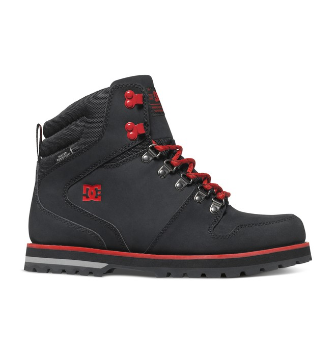 0 Men's Peary Boots Black 320395 DC Shoes