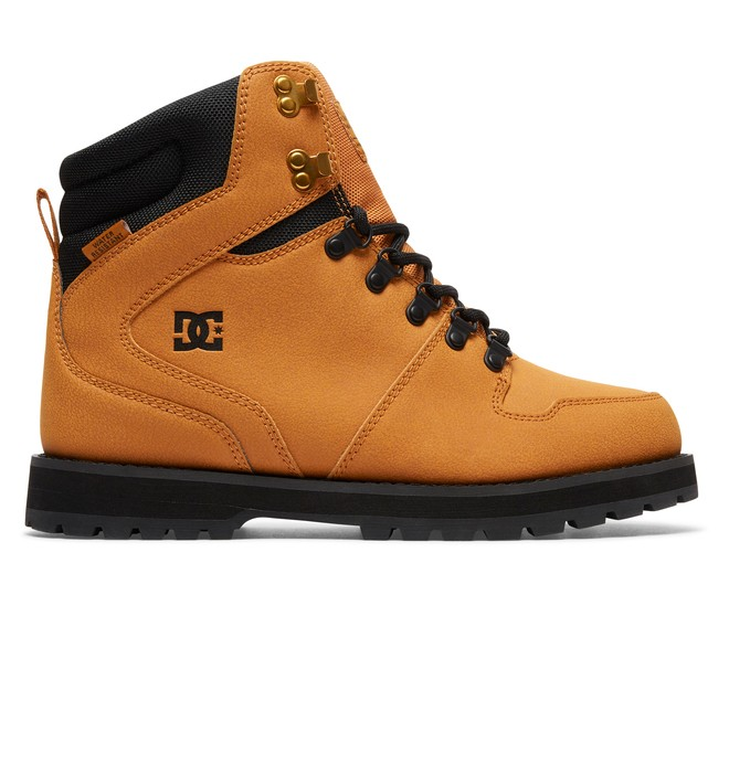 0 Men's Peary Winter Boots Brown 320395 DC Shoes