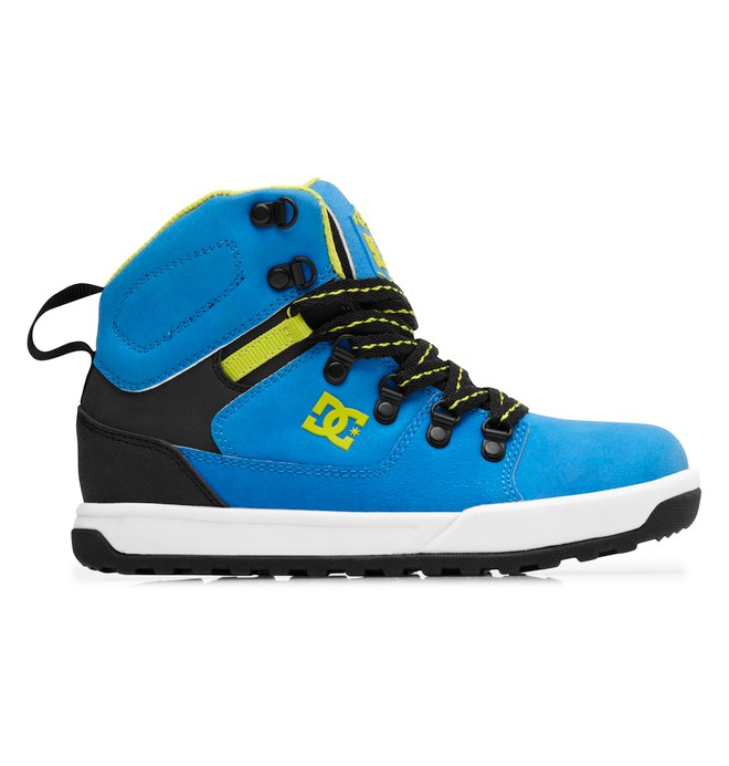 0 Kid's 4-7 Ousland High-Top Shoes  320405A DC Shoes