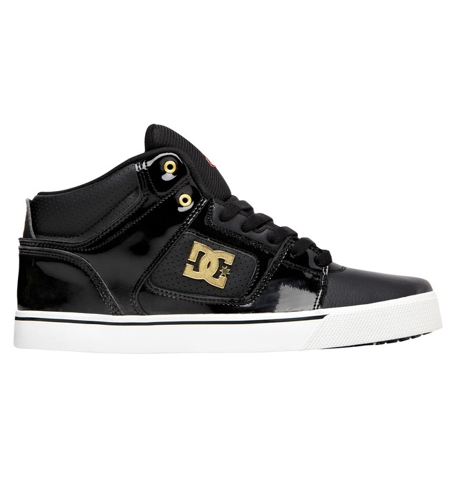 0 Men's Rob Dyrdek Alumni MID Shoes Black 320406 DC Shoes