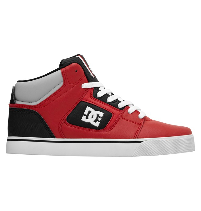0 Men's Rob Dyrdek Alumni MID Shoes Red 320406 DC Shoes