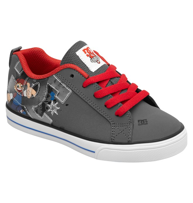 COURT GRAFFIK VULC W Grey 320407A