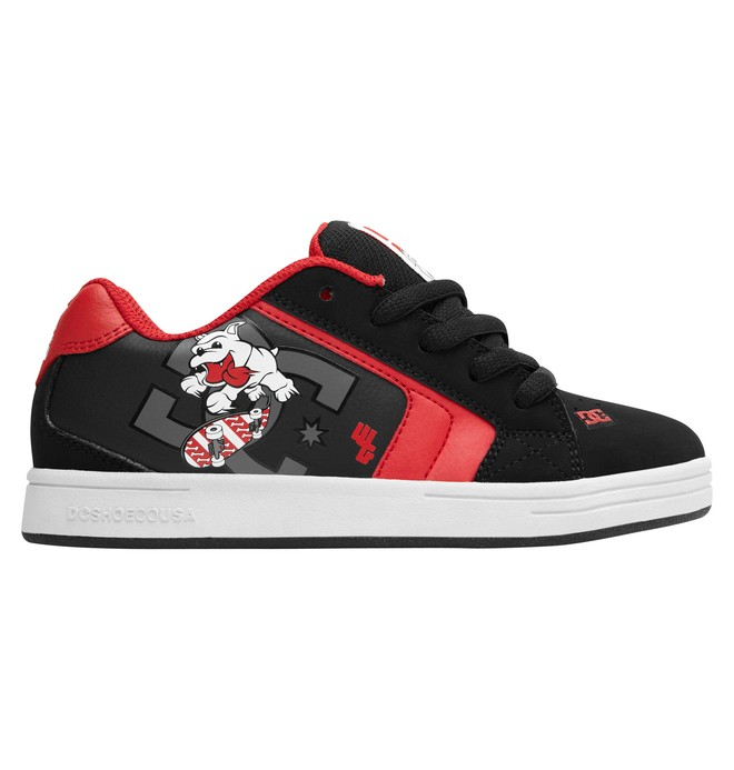 0 Kid's Wild Grinders Net Shoes  320411A DC Shoes