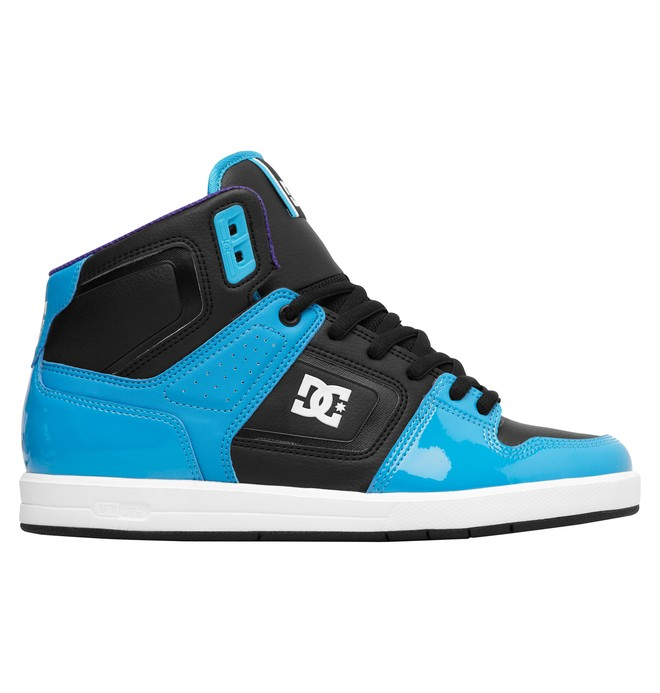 0 Men's Rob Dyrdek Factory Lite HI Shoes Blue 320412 DC Shoes
