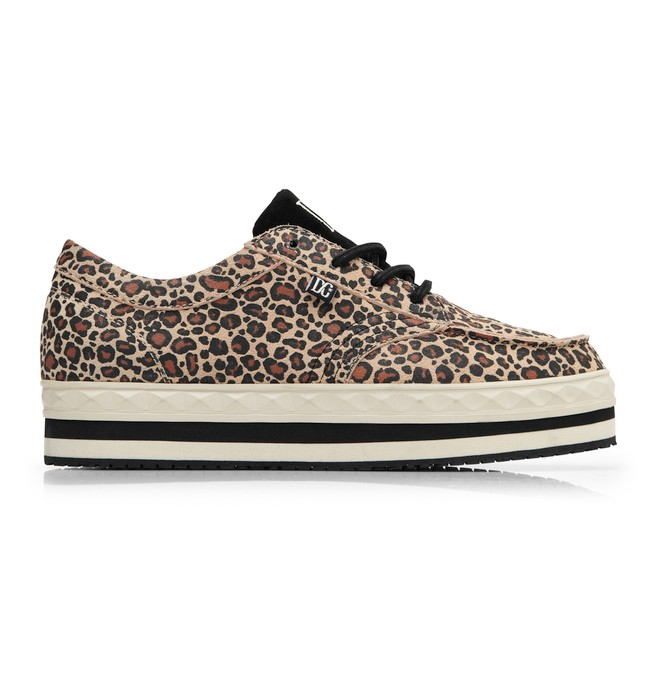 0 Dc Creeper Brown 320413 DC Shoes