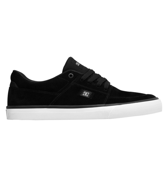 0 Men's Wes Kremer S Low Top Shoes Black 320425 DC Shoes