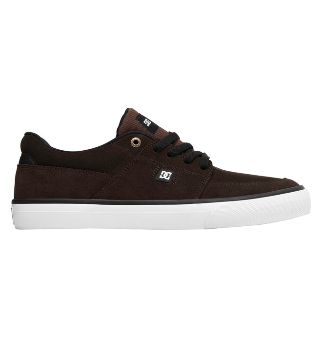 0 Men's Wes Kremer S Low Top Shoes Brown 320425 DC Shoes
