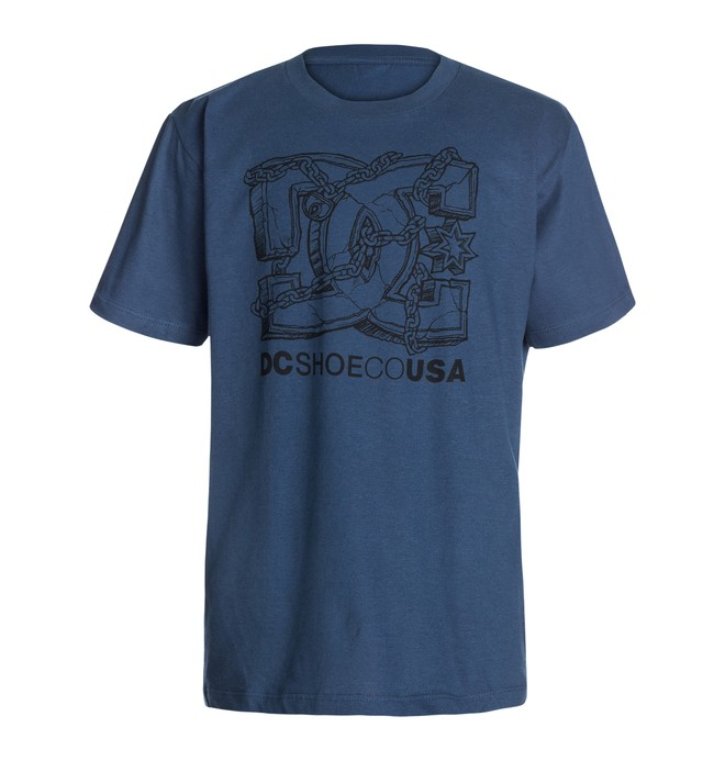 0 CHAINED UP TEE  50464078 DC Shoes