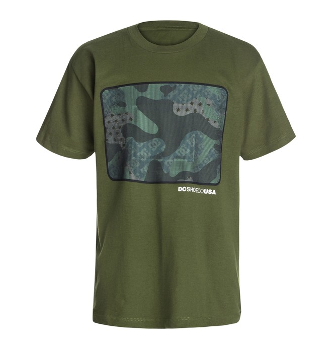 0 HERITAGE TEE  50464095 DC Shoes