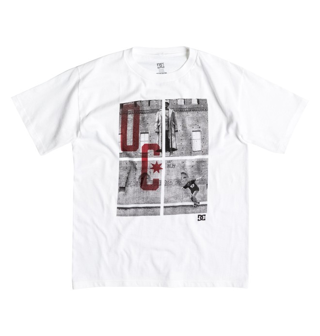 0 STATUES TEE  50554640 DC Shoes