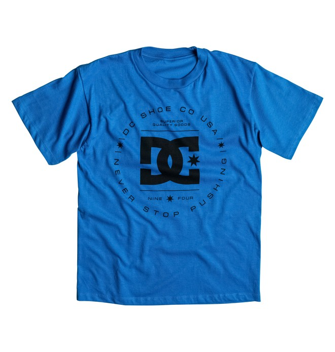 0 Boy's 8-16 Rebuilt Tee  50564511 DC Shoes