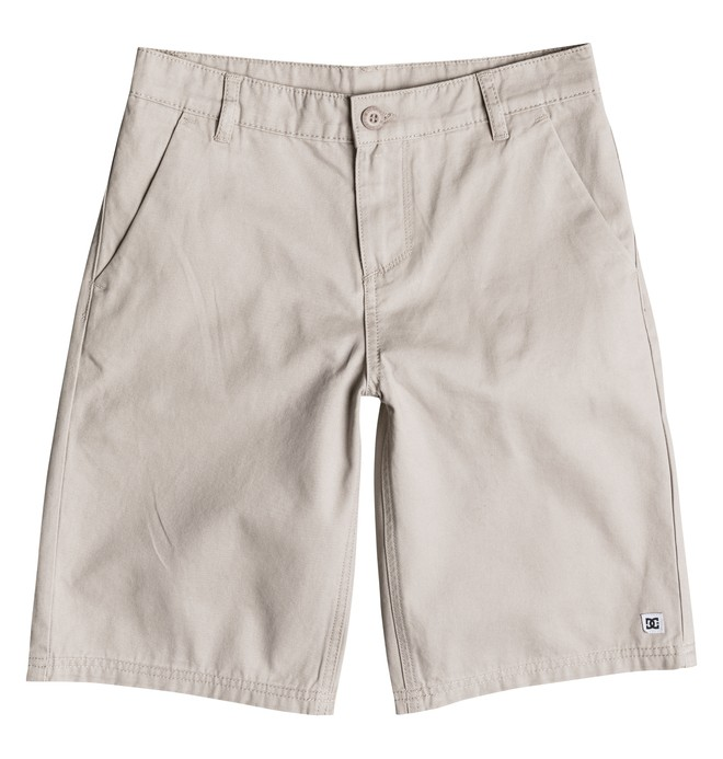 0 Boy's 8-16 Chino Basic Walkshort  50565001 DC Shoes