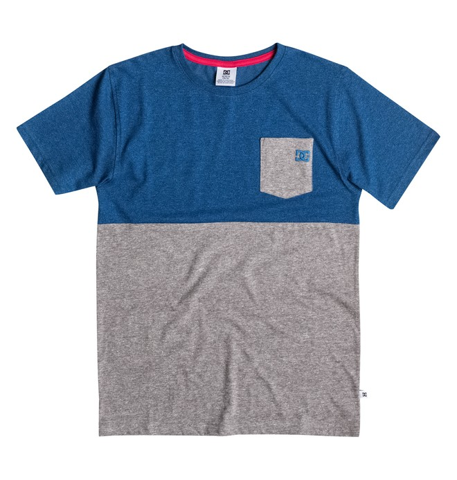 0 Kid's 2-7 Blockade Tee  50654818 DC Shoes