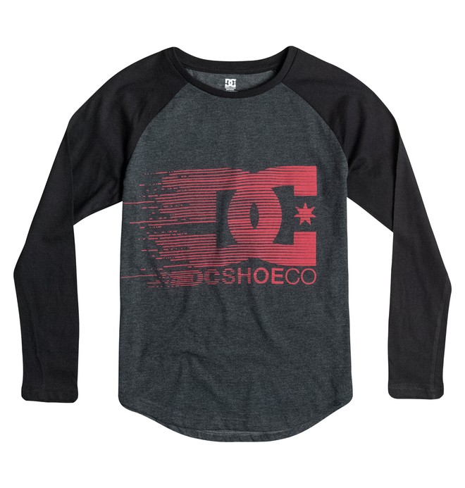 0 Youth 8-16 Against the Grain Tee  50664029 DC Shoes