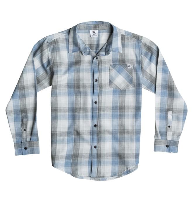 0 Boy's 8-16 Compact Shirt  50664049 DC Shoes