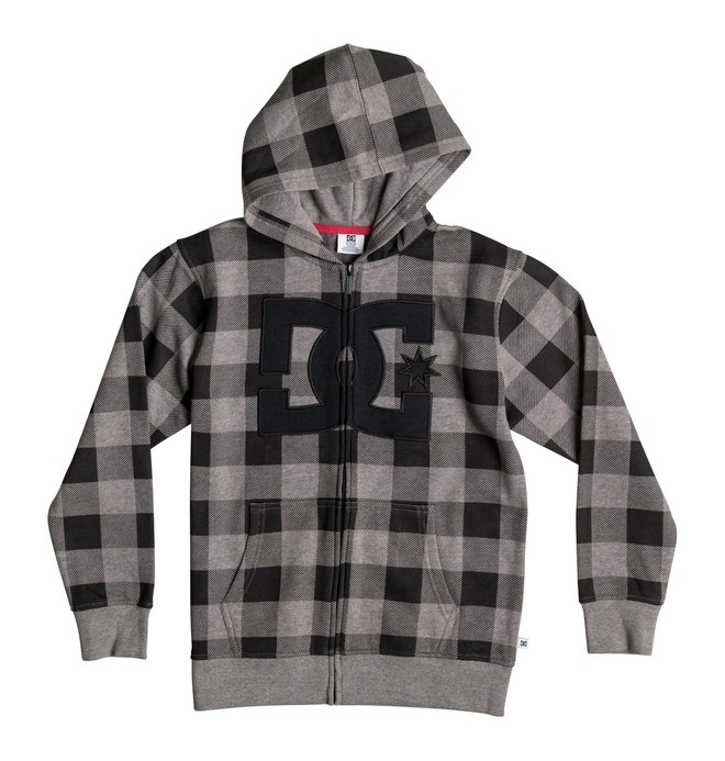 0 Boy's 8-16 Woodsy Hoodie  50664052 DC Shoes