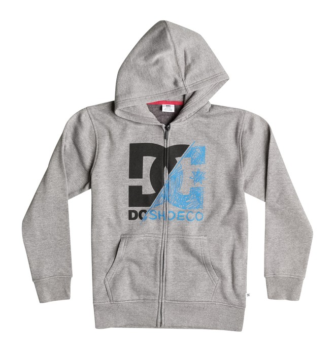 0 Boy's 8-16 Slash Hoodie  50664054 DC Shoes