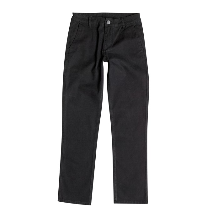0 Boy's 8-16 Spinster Slim Fit Pants  50665001 DC Shoes