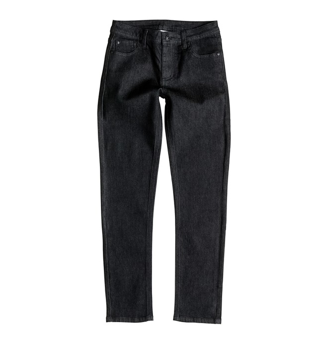 0 Boy's 8-16 All Day Slim Fit Jeans  50665002 DC Shoes