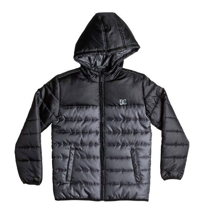 0 Boy's 8-16 Block Puffer Jacket  50666001 DC Shoes