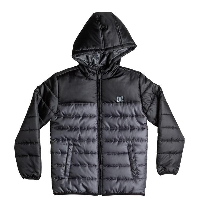 0 Boy's 8-16 Block Puffer Jacket  50666001 DC Shoes