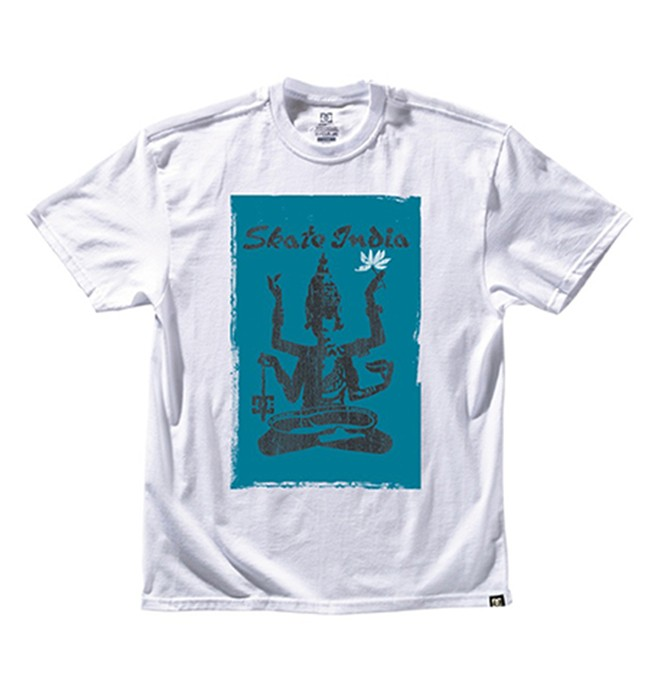 0 Men's India Tee  51200387 DC Shoes
