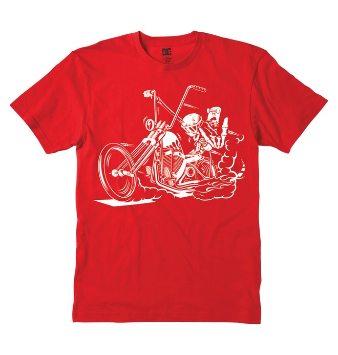 0 Men's Cycle Tee  51200533 DC Shoes